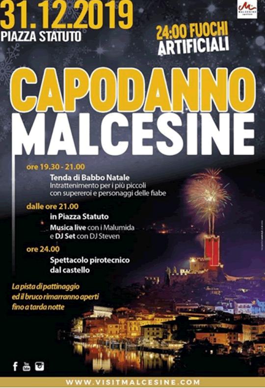 Capodanno a Malcesine