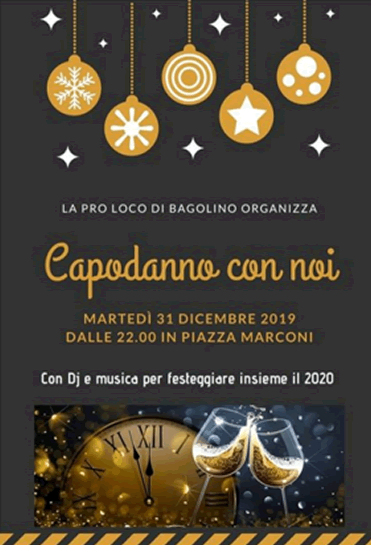Capodanno con noi a Bagolino