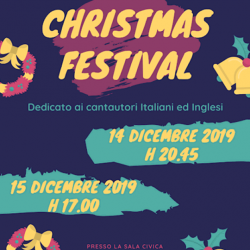 Christams Festival a Rovato