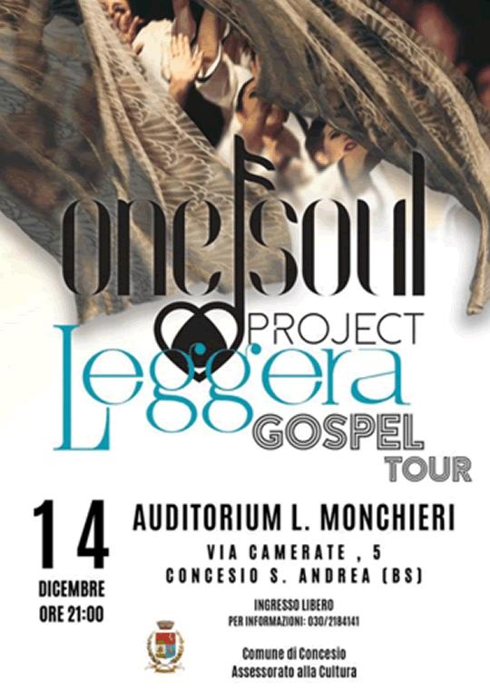 Concerto Gospel a Concesio
