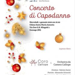 Concerto di Capodanno a Gussago