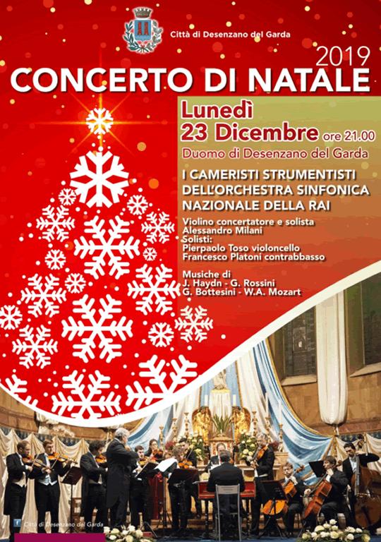 Concerto di Natale a Desenzano