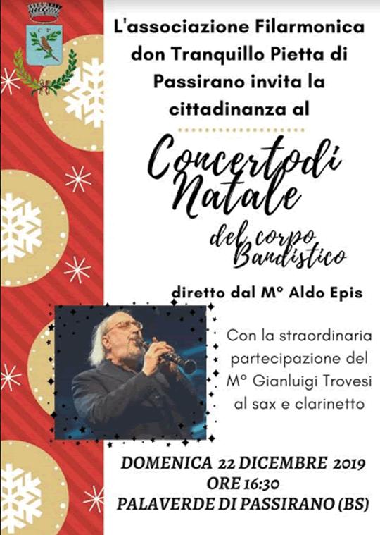Concerto di Natale a Passirano
