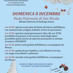 Festa Patronale di San Nicola a Rodengo Saiano