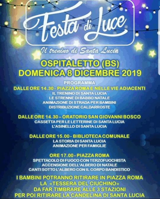Festa di Luce a Ospitaletto
