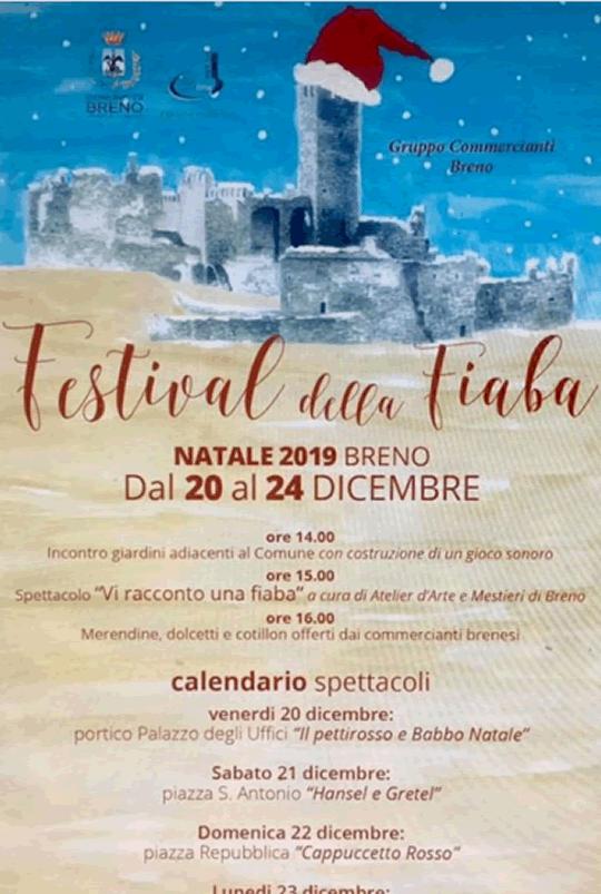 Festival della Fiaba a Breno