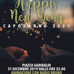 Happy New Year a Iseo