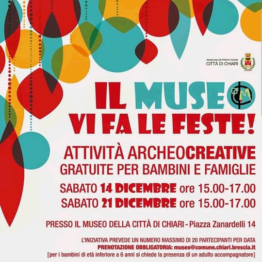 Il Museo delle Feste a Chiari