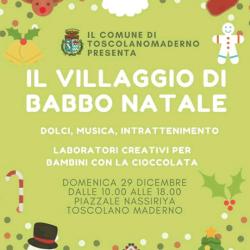 Il Villaggio di Babbo Natale a Toscolano Maderno