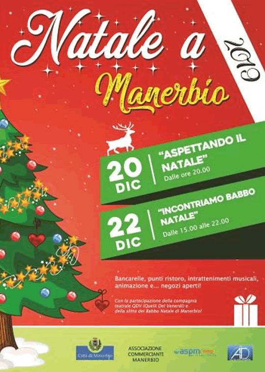 Natale a Manerbio