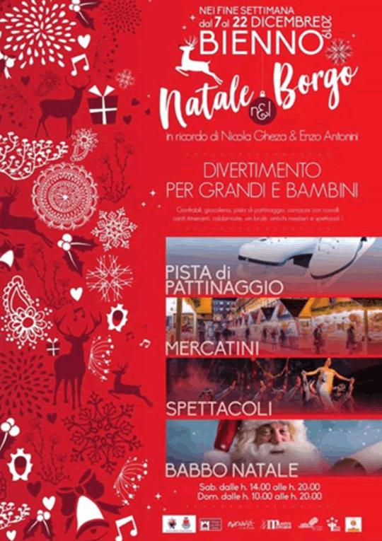 Natale nel Borgo a Bienno