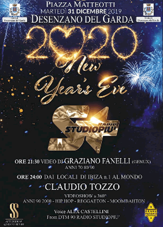 New Year's Eve a Desenzano