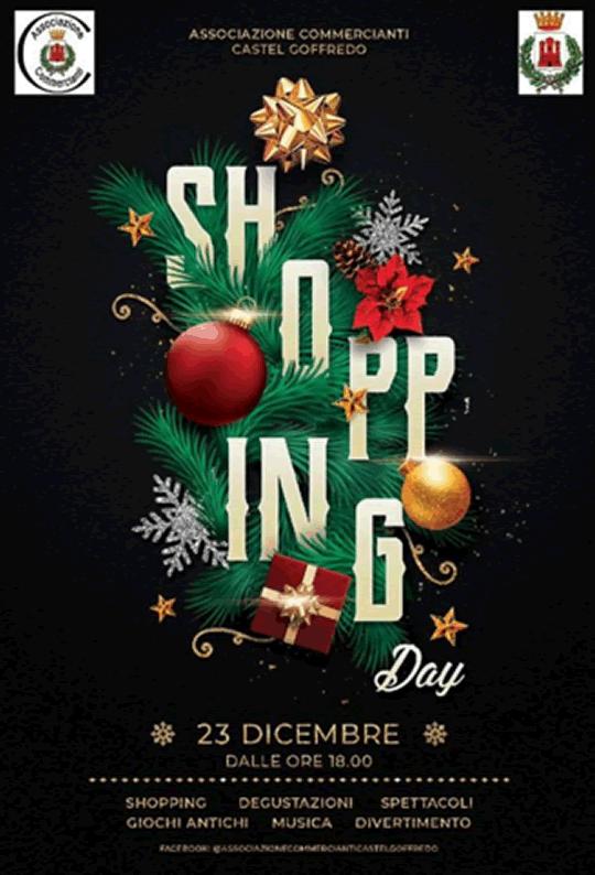 Shopping Day a Castel Goffredo
