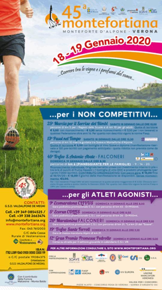 45 Montefortiana a Monteforte d'Alpone VR