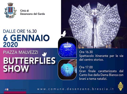 Butterflies Show a Desenzano