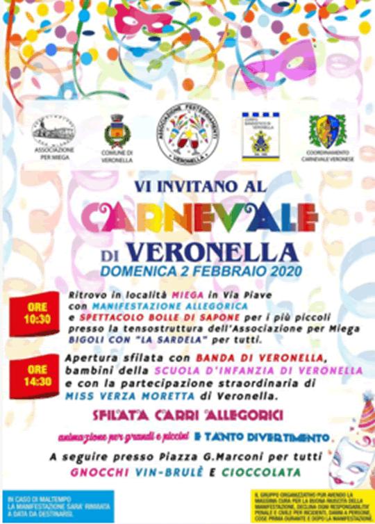 Carnevale di Veronella