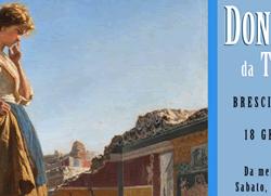 Donne nell'arte: da Tiziano a Boldini a Brescia