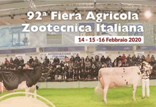 FAZI Fiera Agricola Zootecnica Italiana a Montichiari