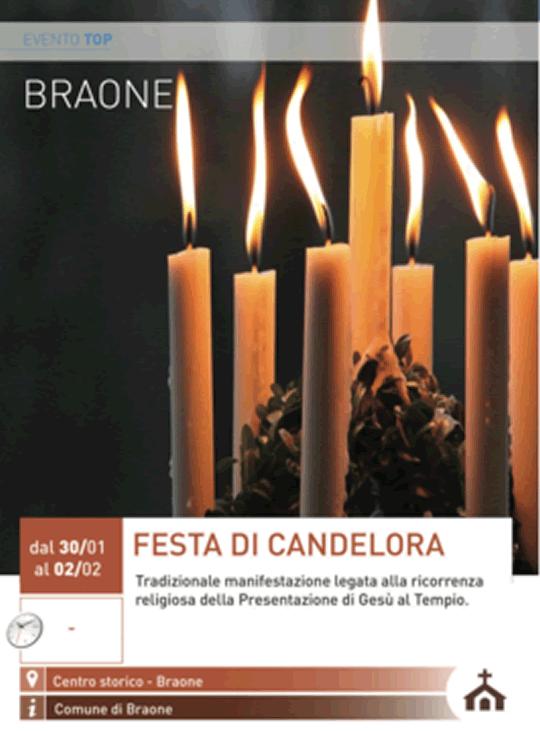 Festa di Candelora a Braone