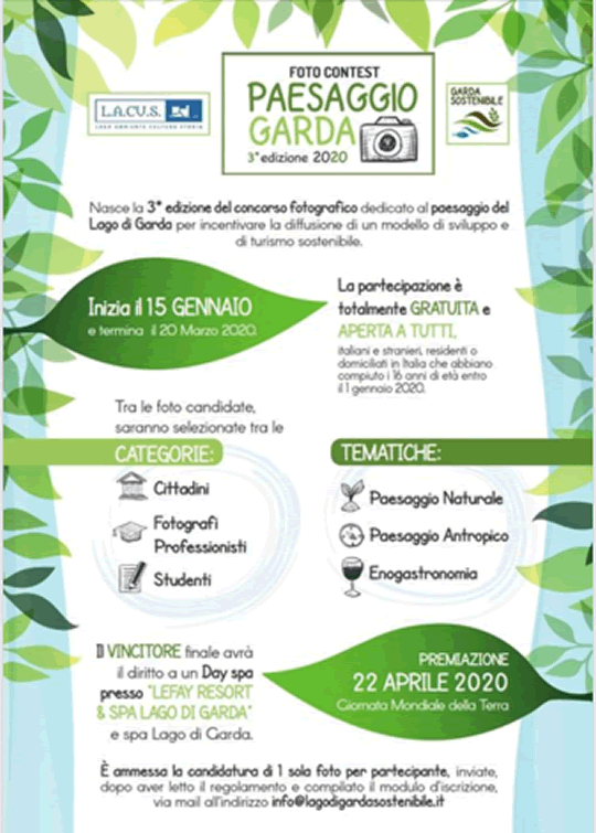 Foto Contest Paesaggio Garda