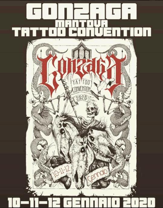 Gonzaga Tattoo Convention MN