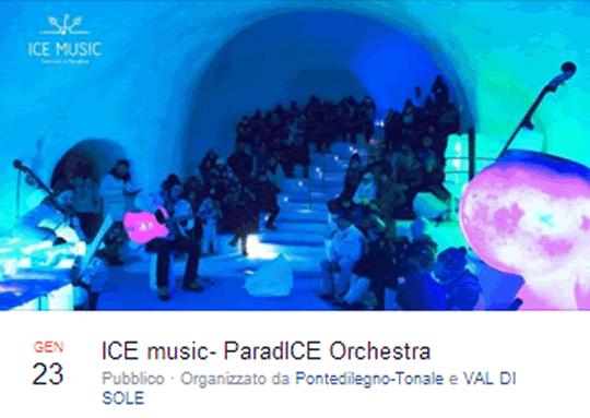 Ice Music Festival a Ponte di Legno