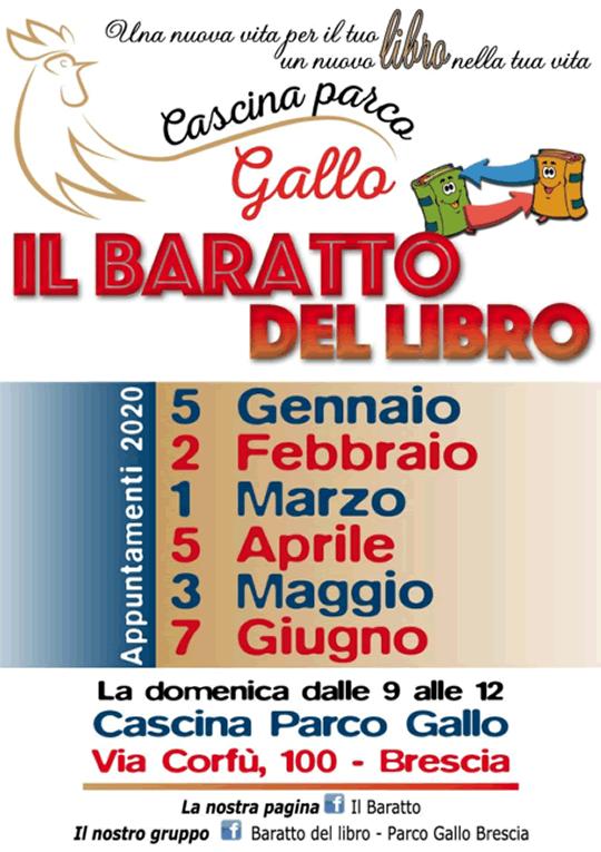 Il Baratto del Libro a Brescia