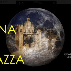 La Luna in Piazza a Brescia