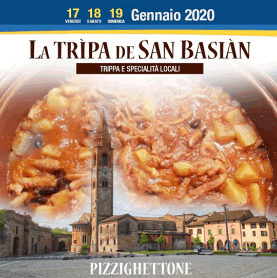 La Trìpa de San Basian a Pizzighettone