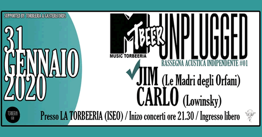 Mtbeer Unplugged #01 a Iseo