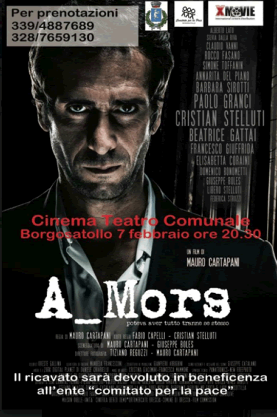 Proiezione del Film A_mors a Borgosatollo