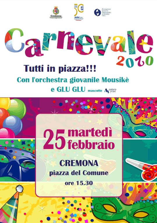 Carnevale a Cremona