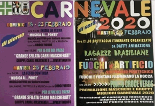 Carnevale a Soncino