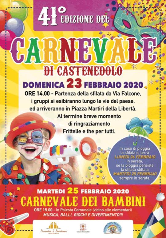 Carnevale di Castenedolo