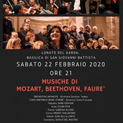 Concerto in Memoria del M Giovanna Sorbi a Lonato