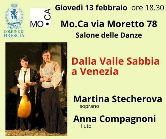 Dalla Valle Sabbia a Venezia  Brescia