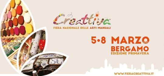 Fiera Creattiva a Bergamo