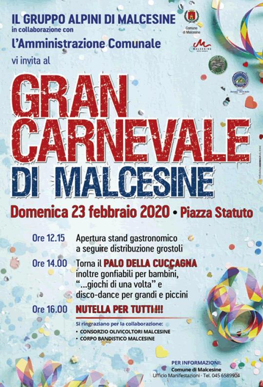 Gran Carnevale di Malcesine