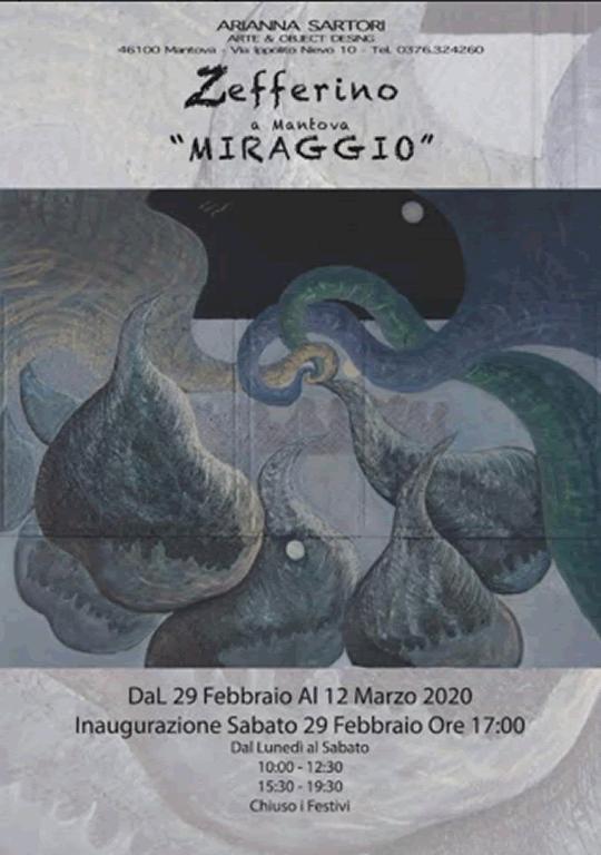 Miraggio a Mantova