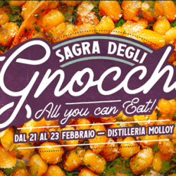 Sagra Degli Gnocchi All You Can Eat a Brescia
