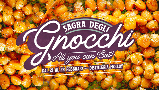 Sagra Degli Gnocchi All You Can Eat a Brescia