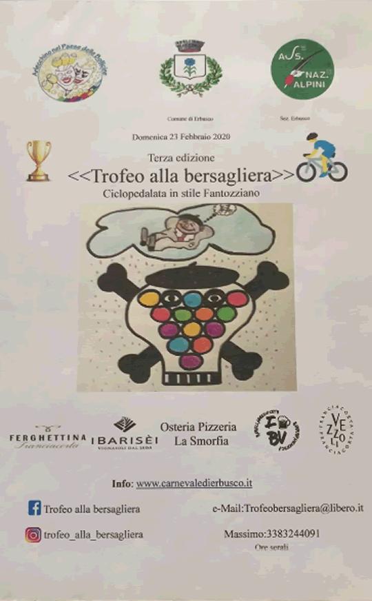 Trofeo alla bersagliera a Erbusco