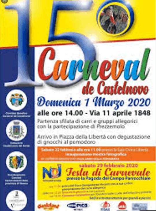 Carnevale di Castelnuovo del Garda