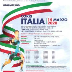 Corri Italia a Brescia