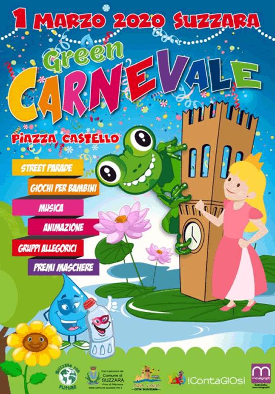 Green Carnevale a Suzzara