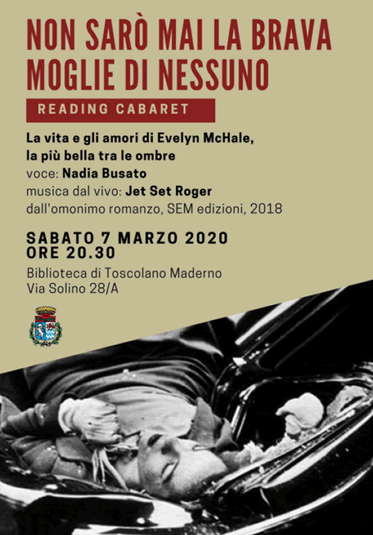 Reading Cabaret a Toscolano Maderno