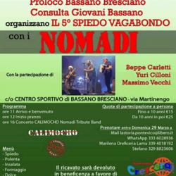Spiedo Vagabondo a Bassano Bresciano