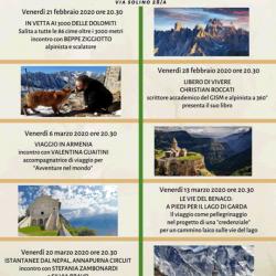 Storie di Viaggi e di Montagne a Toscolano Maderno