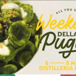 Weekend della Puglia a Brescia