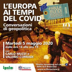 L'Europa ai tempi del Covid - Conversazioni di Geopolitica